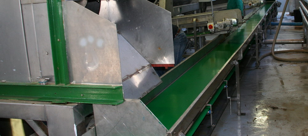 Horizontal Sliderbed Conveyor