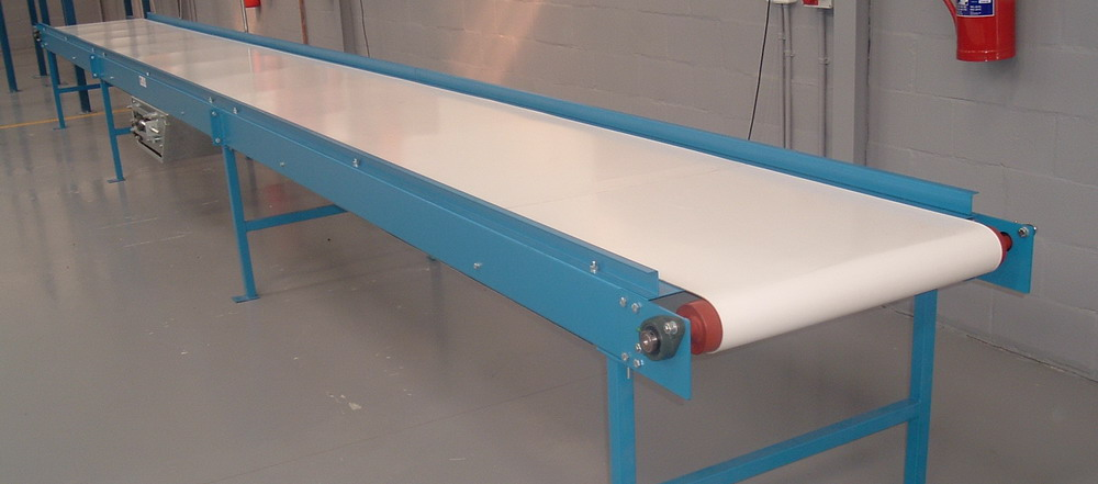Horizontal Sliderbed Belt Conveyor