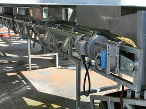 Trough Belt Conveyor