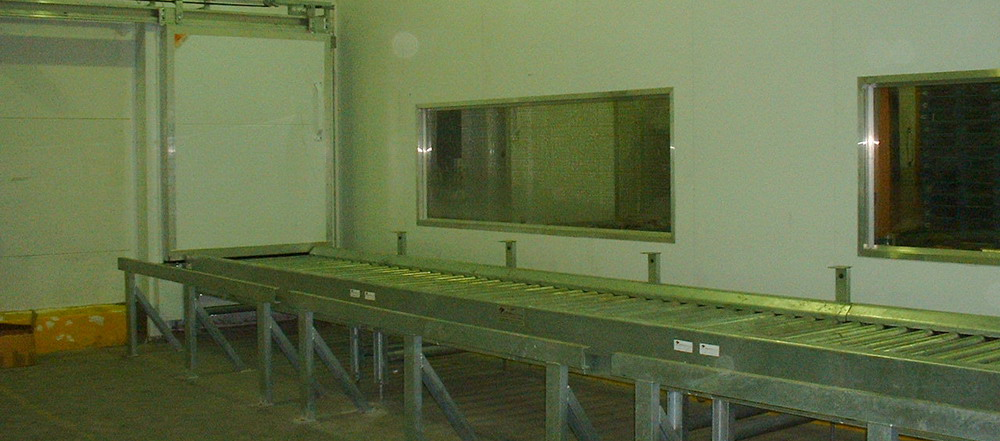 Cold Storage Conveyors 2