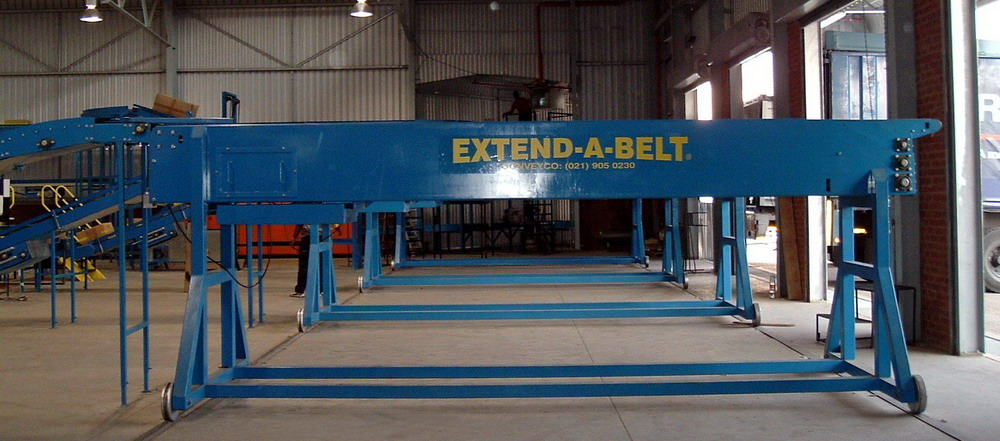 Extend-A-Belt® Telescopic Belt Conveyors 3