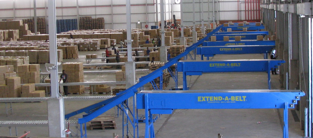 Extend-A-Belt® Telescopic Belt Conveyors 4