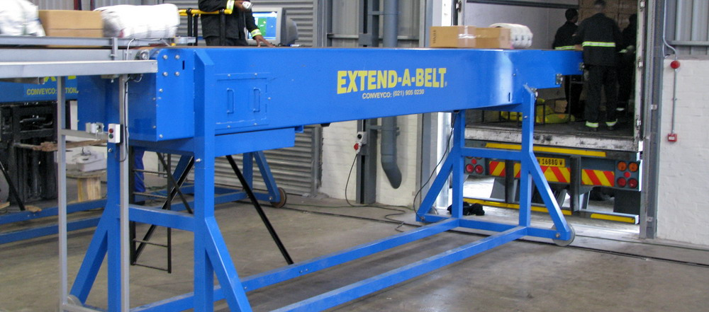 Extend-A-Belt® Telescopic Belt Conveyors 5
